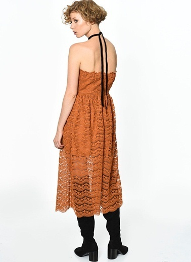 Jovonna Elbise Oranj
